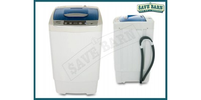 Mini Washing Machine - Fully Automatic 3kg 240V 235W SPHERE