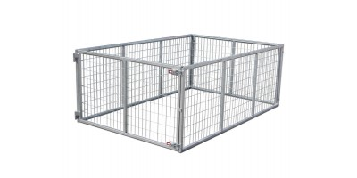 7x4 Trailer Cage RoadChief Cage with Swing Door