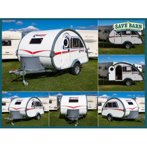 RoadCHIEF Teardrop Caravan ** WINTER/ SPRING SPECIAL - NOW $18,995.00 - SAVE $2500.00***