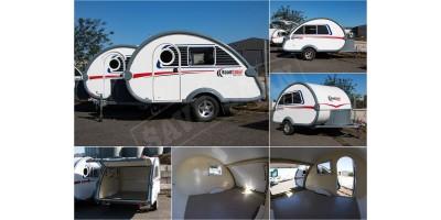 Caravan Body / Shell Road Chief Teardrop Caravans