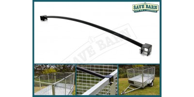 5' Wide Caged Trailer Roof Bar - 1.6m