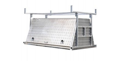 Tradie Top (Alu.) for  7x4 Trailer