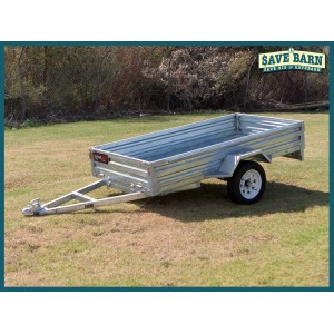 TRAILER 8x4 TILT (NO CAGE) SINGLE AXLE