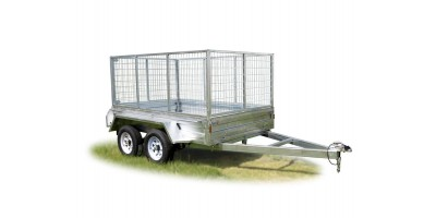 Trailer 8x5 Caged Tandem Axle & 900mmH Cage ROADCHIEF