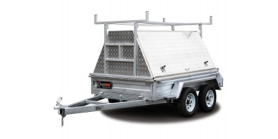 Trailer 8x5 Tandem Axle with Tradies Top / Canopy ROADCHIEF