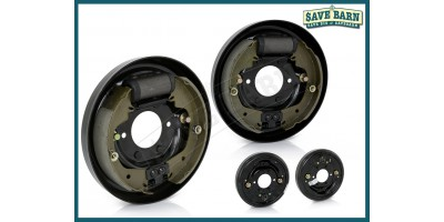 Trailer Hydraulic Brake Backing Plate Assembly L/H & R/H