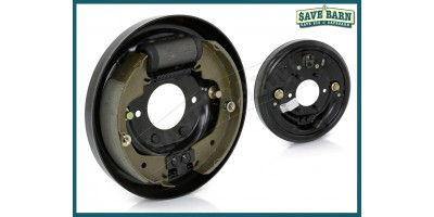 Trailer Hydraulic Brake Backing Plate Assembly R/H