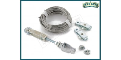 AL-KO Trailer Brake Cable Kit - 8m
