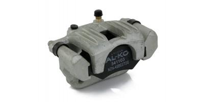 Trailer Hydraulic Brake Disc Caliper & Pads