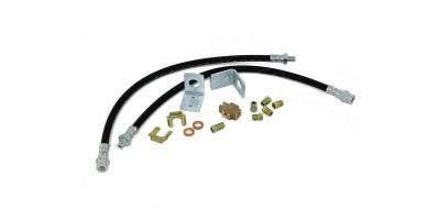 Trailer Hydraulic Disc Brake Hose Kit