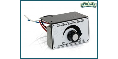 Trailer Electric Drum Brake Controller 12V