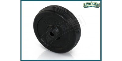 Trailer Jockey Wheel 150mm Solid Spare Tyre