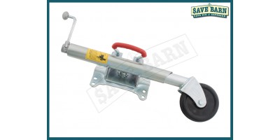 Swivel Type Trailer Jockey Wheel 140mm
