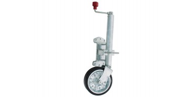 Swivel Type Trailer Jockey Wheel 200mm