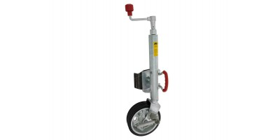 400kg Swivel Type Trailer Jockey Wheel 200mm Lockable