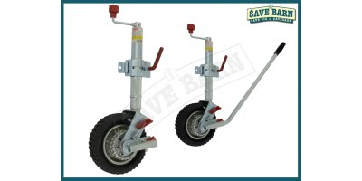 Trailer Jockey Wheel 250mm Power Mover 150kg