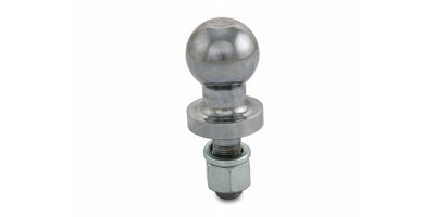 """50mm Towball 1-7/8"""" 3/4"""" 2000kg UNF"""