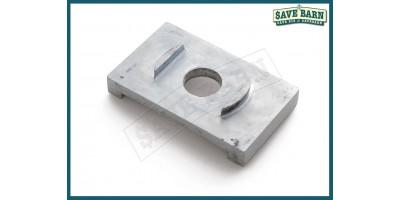 AL-KO Towball Locking Adaptor Plate