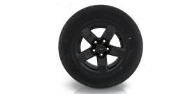 "14"" ADVANTI Mag Trailer Wheel + Doublestar Tyre"