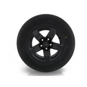 "2x 14"" ADVANTI Mag Trailer Wheel + Doublestar Tyre"