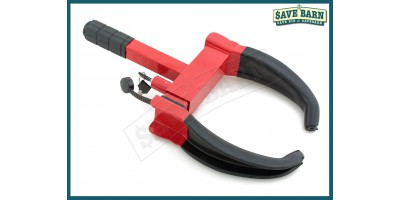 Heavy Duty Anti-Theft Wheel Clamp Lock