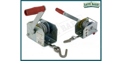 Marine Trailer Cable Winch 250kg 1:1